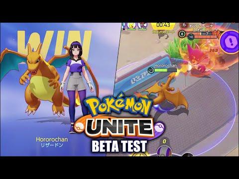 Pokemon Moba Game Is Here Pokemon Unite Youtube