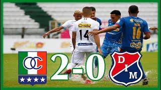 ⚽ Once Caldas 2 - 0 Medellin ⭐ 𝐋𝐈𝐆𝐀 𝐁𝐄𝐓𝐏𝐋𝐀𝐘 🏆 LIGA COLOMBIANA 8 EN SIMULTANEO