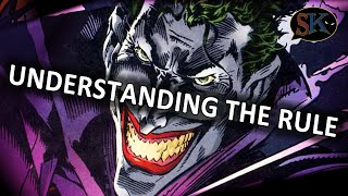 Why Batman Does Not Kill?   The Best Comic Book Answer (Legends of the Dark Knight - Pt. 3)