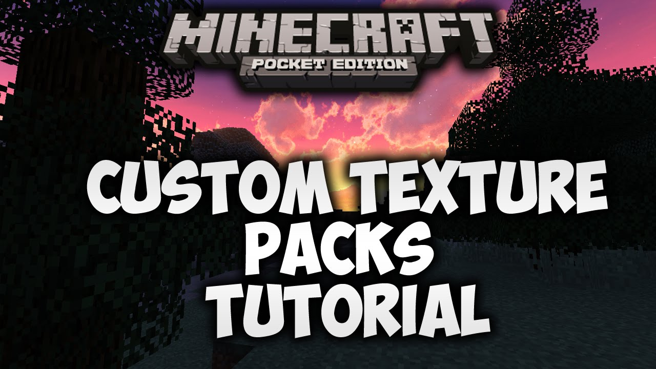 Custom texture packs in mcpe tutorial minecraft pocket custom texture packs in mcpe tutorial minecraft pocket edition 0150 gameplay mcpe android ios baditri Image collections