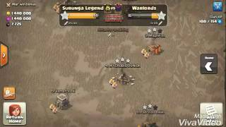 2017 TH11 Ultimate 3 Stars War Strategy LavaLoon for Clash Of Clans COC players