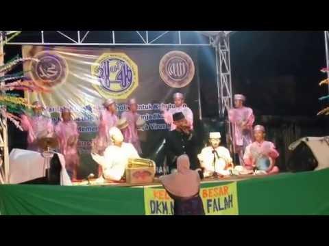 Marawis Isra Miraj Ikram Nurul Falah