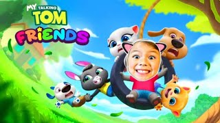 My Talking Tom and Friends in REAL LIFE - NEW GAME