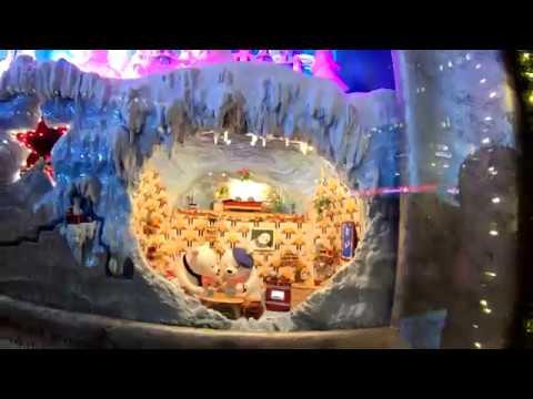 Macys Christmas Windows In Nyc 2020 NYC Macy's 34th Street   Herald Square Holiday Windows 2018   YouTube