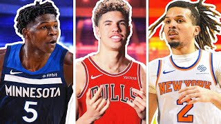 2020 NBA LOTTERY MOCK DRAFT
