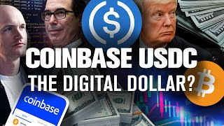US Digital Dollar PLANS LEAKED! Coinbase Involved!?