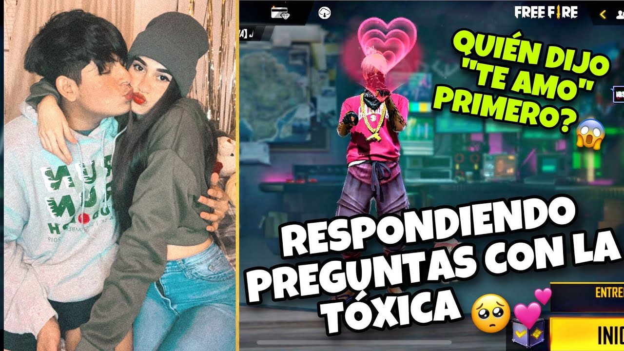 Download RESPONDIENDO PREGUNTAS CON LA TOXICA🤣❤️// ARGELL YT