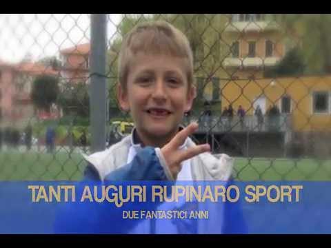 Auguri Rupinaro Sport: due fantastici anni!!!