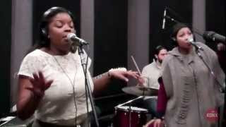 """Lady with The Expressions """"Money"""" Live at KDHX 3/27/13"""