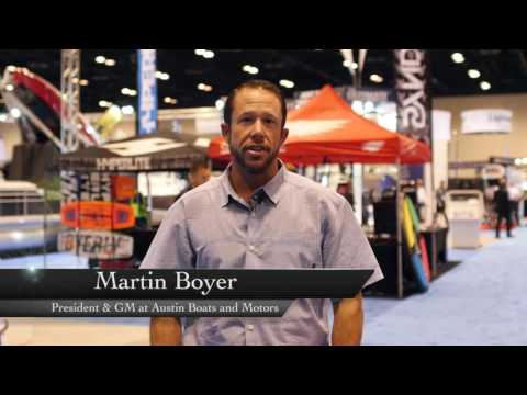 Martin Boyer, Austin Boats and Motors  Testimonial