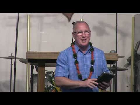 21 July 2019 | CCWO's Sunday message 'Hope In The Lord' | Guest speaker Pastor Terry McNabb