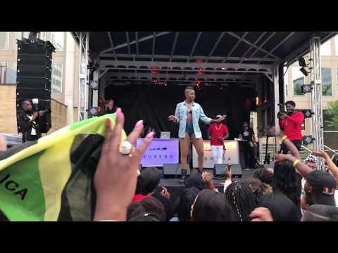 Bunji Garlin + Fay-Ann Lyons Live 4K ::: Spill Fest DC