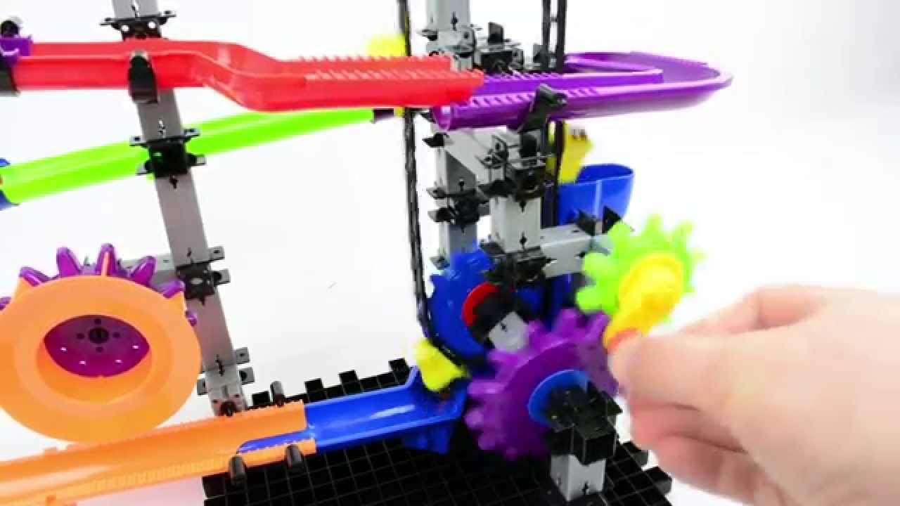 The Learning Journey Techno Gears Marble Mania