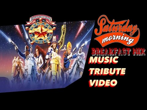 The Adventues Of The Galaxy Rangers Tribute Music Video (With Downloadable Link)