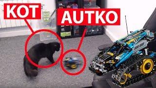 Koniec składania i pierwsze jazdy próbne - Składam zestaw LEGO Technic 42095 cz.2 / 29.03.2019 (#6)