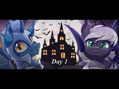 Nightmare Nights Dallas 2017 Vlog (Day 1 of 3)