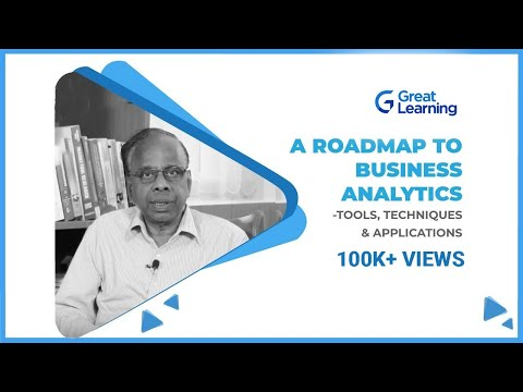 A Roadmap to Business Analytics - Tools, Techniques and Applications