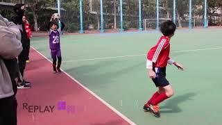 Publication Date: 2019-12-09 | Video Title: 學界9人賽  16強 愛秩序灣官立(紫)vs北角循道(紅)