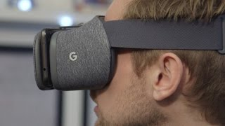Google Daydream View hands on review