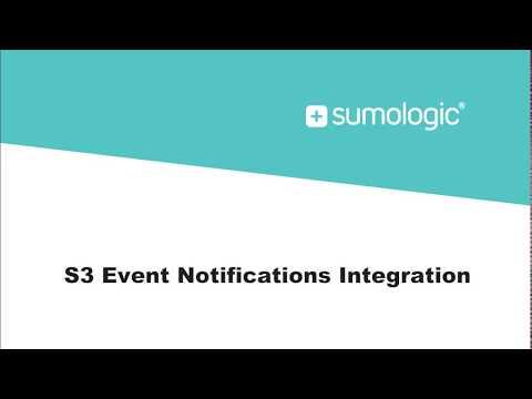 AWS S3 Source - Sumo Logic