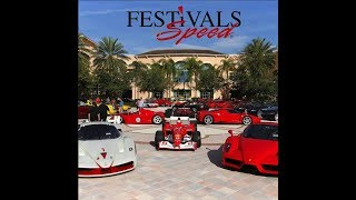 The Festivals of Speed at the Ritz Carlton Grande Lakes Orlando, Florida Super Cars and Luxury Brand