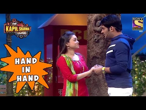 Kapil & Sarla, Hand In Hand – The Kapil Sharma Show