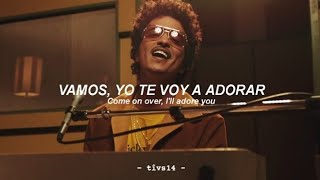 Bruno Mars, Anderson .Paak, Silk Sonic - Leave the Door Open [Official Video] || Español + Lyrics