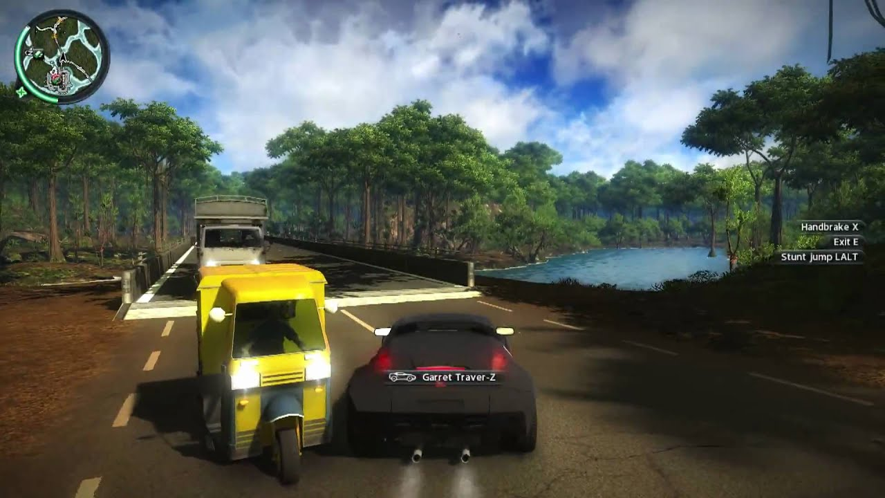 Just Cause 2 car mod - YouTube