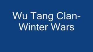 Wu Tang Clan-Winter Wars
