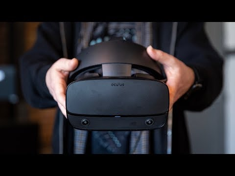 Oculus Rift S Hands-On and Impressions!
