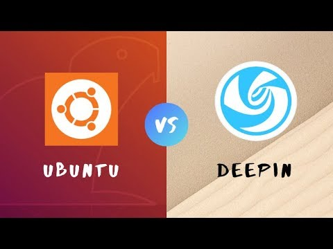 Deepin 15.11 Vs Ubuntu 18.04 LTS | Is Deepin stealing your personal data? thumbnail