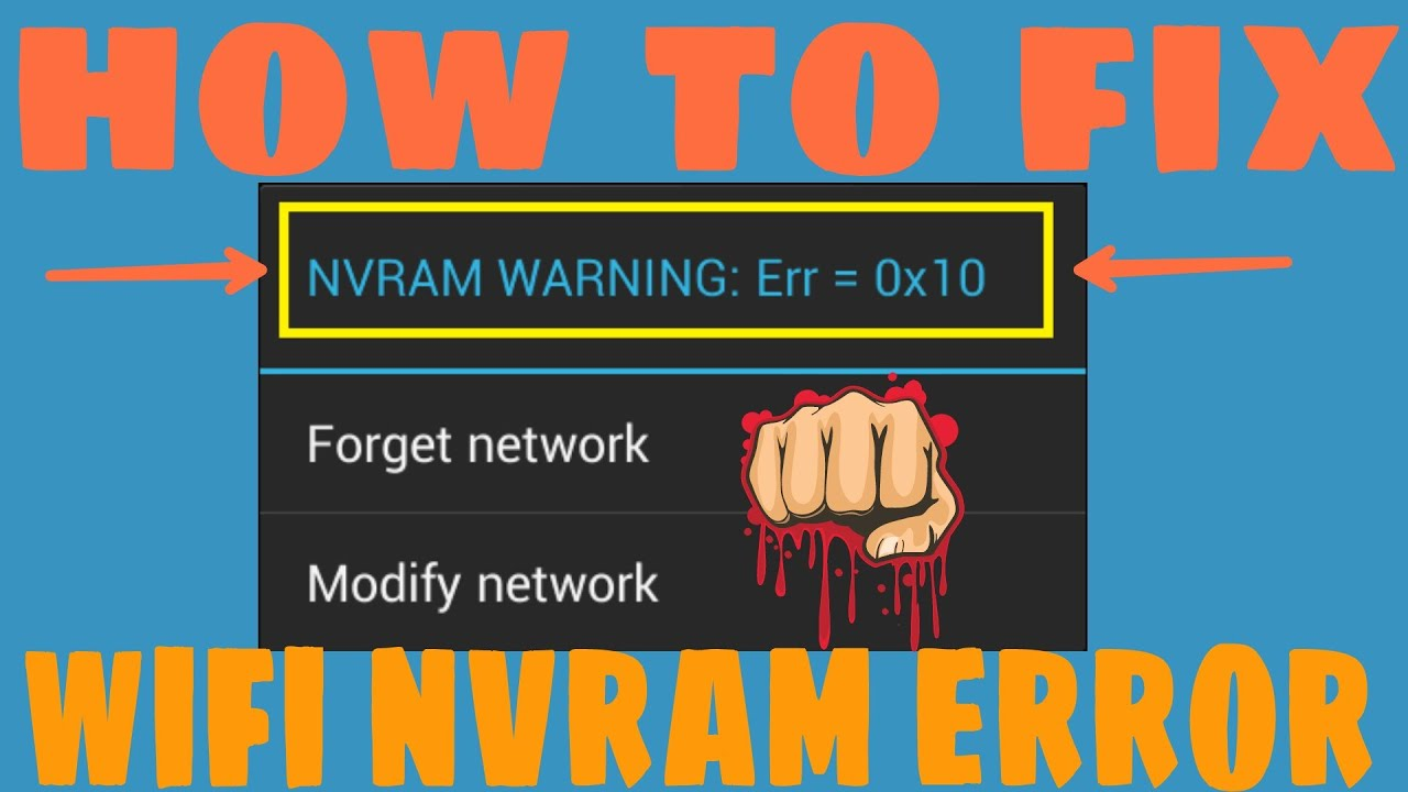(without PC)how to Fix WiFi nvram error 0x10 in Android by Tech Jaspreet