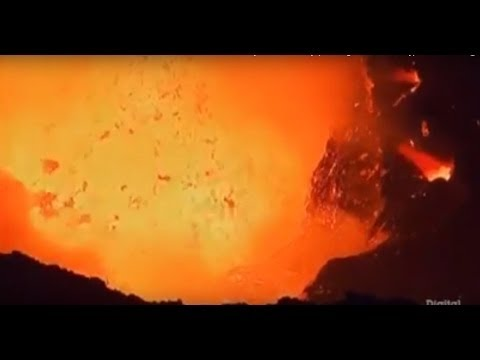THE VOLCANO UNDER THE CITY - NOVA DOCUMENTARY - History Life