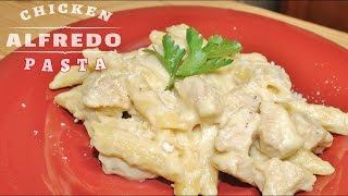 Chicken Alfredo Pasta - Easy Recipe - Ingrid In The Kitchen
