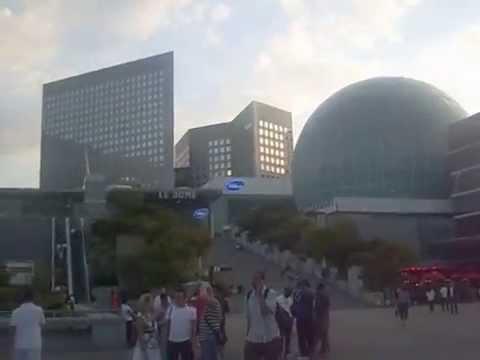 Défense 360° -  Grande Arche - Hauts-de-Seine - à Paris