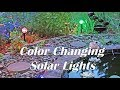 💥LED SOLAR LIGHTS - Color-Changing Outdoor Lights iVapo (Garden-Pathway)  Review 👈
