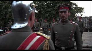The Kaiser Tips His Tin Hat to the Red Baron | 'Von Richthofen and Brown' Movie Clip | MGM, 1971