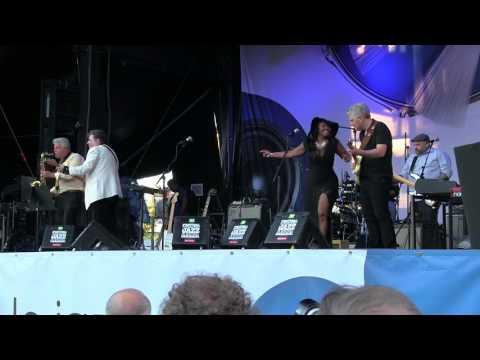 """My soul"" - Pat Loiselle LIVE at 2016 Montreal International Jazz Festival"
