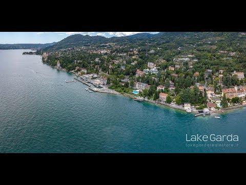 Gardone Riviera   Villa with private dock for sale   Lake Garda Real Estate