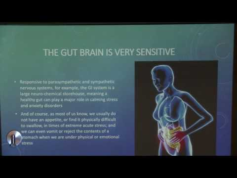"""LSL-Meeting of the Minds -""""The Brain in your Gut""""presentation by Dylan Smeaton (pt2)"""
