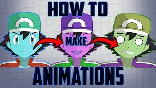 How to:   H๐w to animate!? (FireAlpaca)