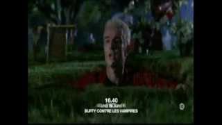 Bande Annonce de ''Buffy contre les vampires'' diffusée sur W9.