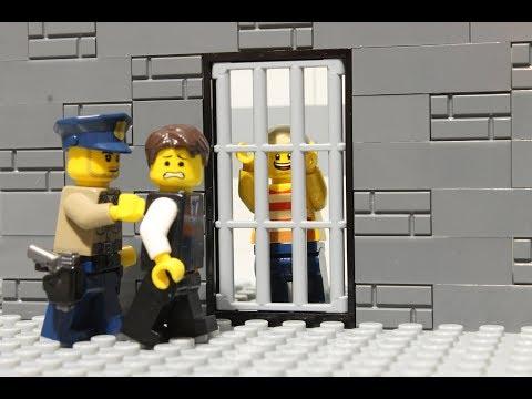 Lego Jail  (Funny)