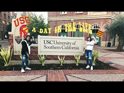 A Day In The Life | USC Edition!