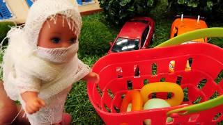 Леди Баг и Суперкот защищают девочек - Мультики с куклами