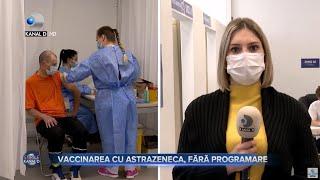 Stirile Kanal D (16.04.2021) - Vaccinarea cu ASTRAZENECA, fara programare! | Editie de pranz