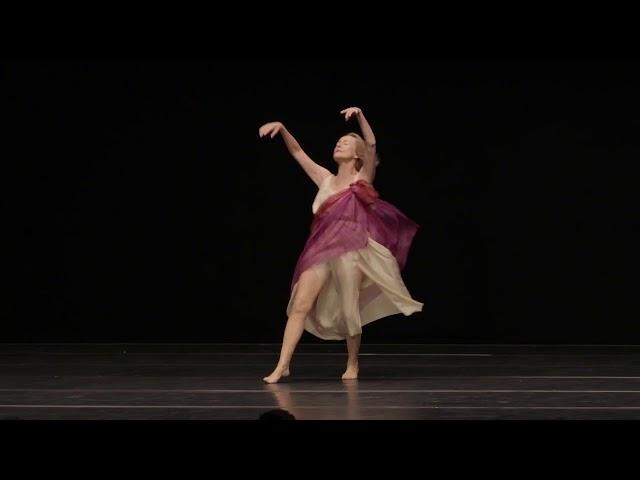 Jérôme Bel - Isadora Duncan (2019) extrait