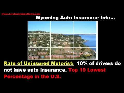 Wyoming Insurance Information