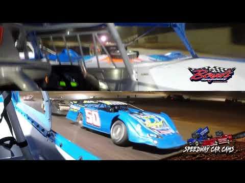 #10 Gatrett Smith - Sportsman - Heat & Feature - 2-2-20 Boyds Speedway Cabin Fever - In-Car Camera
