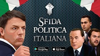 Google play: https://play.google.com/store/apps/details?id=com.rventertainment.italianparliamentfightapp store: https://itunes.apple.com/it/app/sfida-politic...